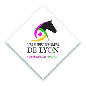 Logo hippodromes de Lyon